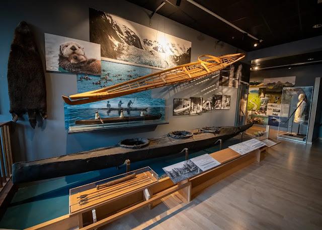 Cordova Historical Museum in Cordova, Alaska