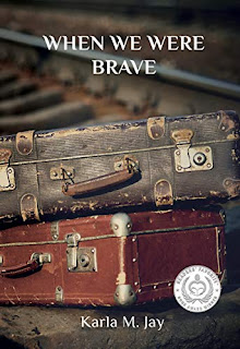 When We Were Brave - a gripping WWII tale by Karla M. Jay - book promotion services