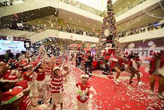 SANTA'S CHRISTMAS VILLAGE AT SM CITY SAN JOSE DEL MONTE
