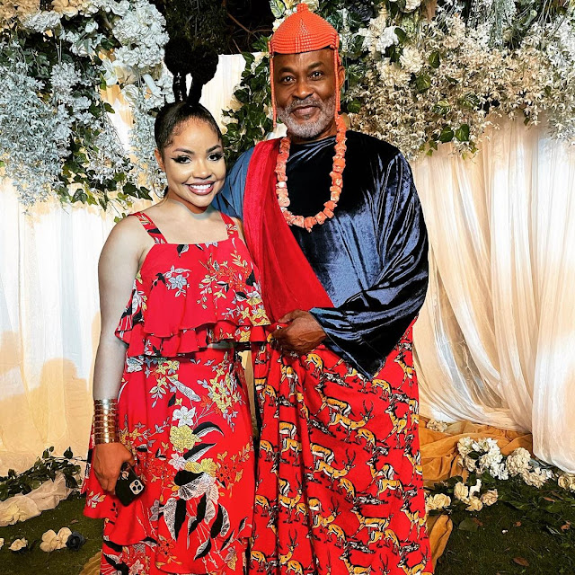 Check out the Photos of Nengi and RMD  that got Social media users talking