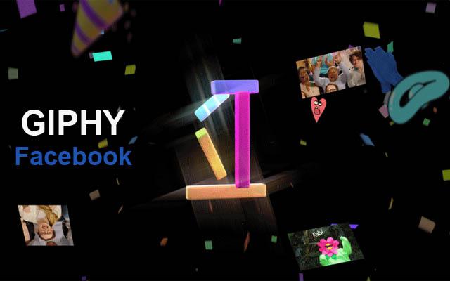"""فيسبوك تستحوذ على منصة الصور المتحركة """"GIPHY"""" الشهيرة, صور متحركة,ملصقات,فيسبوك,منصة الصور المتحركة GIPHY,صور,ابل,اندرويد,Facebook,GIPHY,Messenger"""