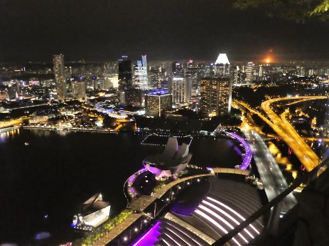 bästa utsikten i Singapore