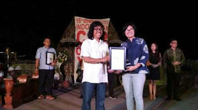 Wuling mendapatkan penghargaan best MPV