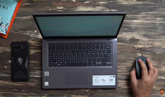 asus laptop keyboard