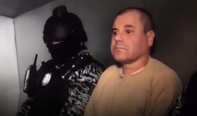 """""""El Chapo"""" Guzmán planeaba una tercera fuga en México"""