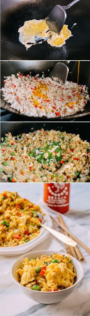 Egg Fride Rice