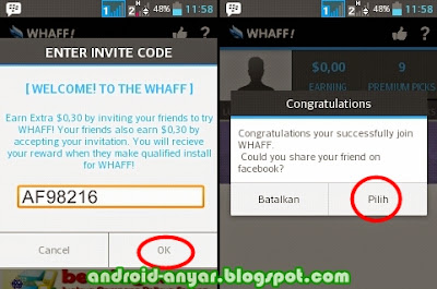 Tutorial mencari dolar di internet ANdroid gratis