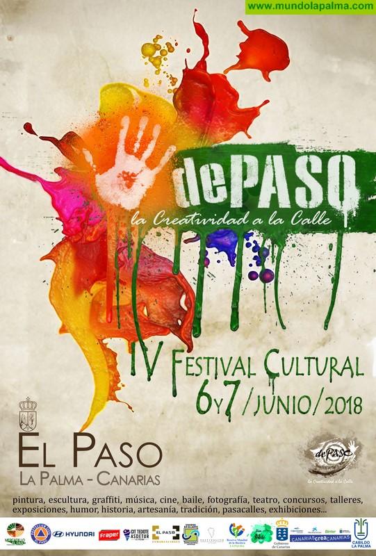 """Con """"dePASO"""", la creatividad invade por IV año las calles de El Paso"""