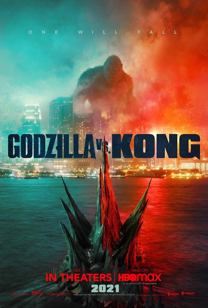 Download Film Godzilla vs Kong 2021 Subtitle Indonesia