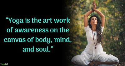 Yoga And Health Quotes