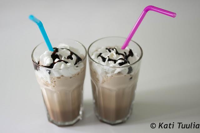 Tee-se-itse Starbucks -kahvi