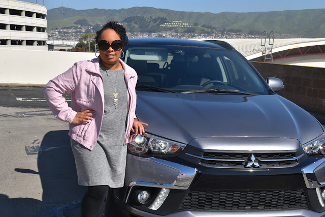 In the City by the Bay with 2018 Mitsubishi Outlander Sport 2.4 SEL AWC  via  www.productreviewmom.com