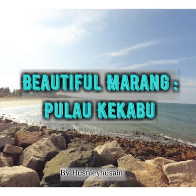 Scenic View of Pulau Kekabu, Marang sesuai untuk beriadah!