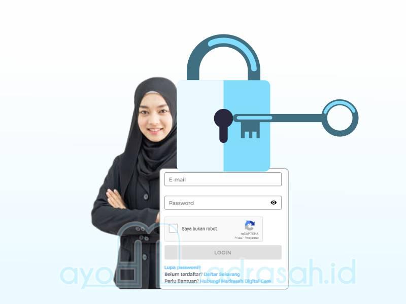 Cara Lupa dan Ganti Password Emis