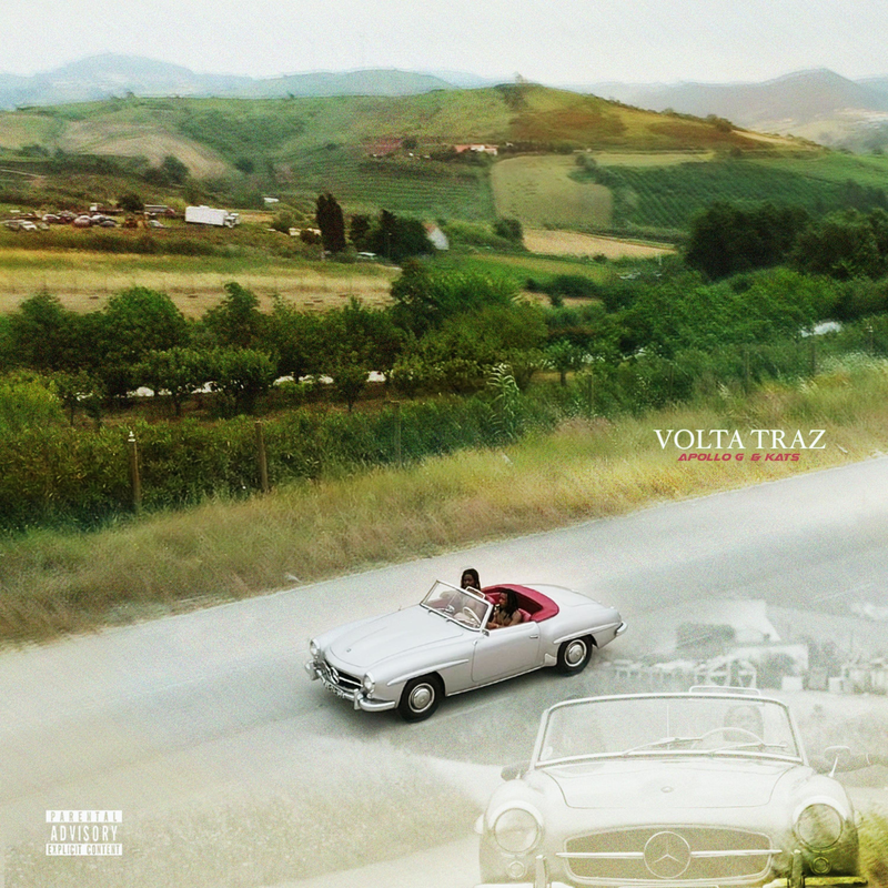 Apollo G - Volta Traz (feat. Kats) [Download MP3]