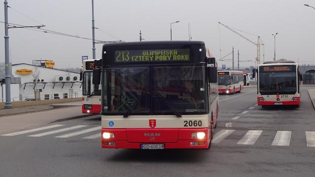 Zmiany w kursowaniu komunikacji miejskiej - Czytaj więcej »
