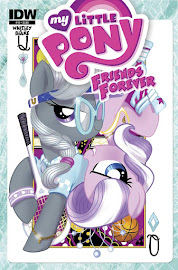 MLP Friends Forever #16 Comic