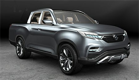 Gambar Mobil Ssangyong