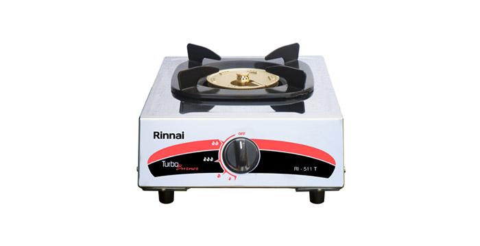 Macam-Macam Ukuran Kompor Gas Rinnai Beserta Bahan Material Top Plate dan Jenis Apinya