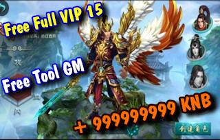 Tải game Tu Tiên Lộ Free Tool GM + 999999999 KNB + Free Full VIP | Game Trung Quốc hay  天域修真传