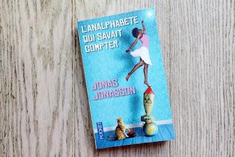Lundi Librairie : L'analphabète qui savait compter - Jonas Jonasson