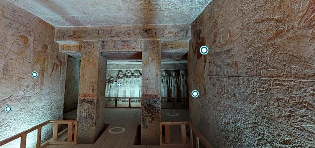 Tumba de Queen Meresankh III
