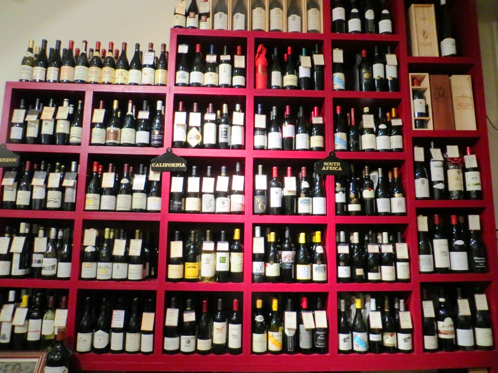 Urbina Vinos Blog: Handford Fine Wines Tastings (South
