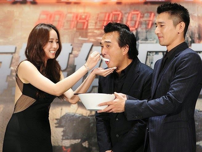 Married Mark Chao keeps distance from ex-lover Janine Chang | China