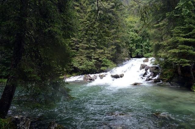 cascata di amola sentiero amolacqua val nambrone