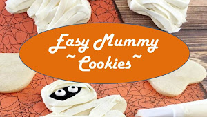 #SoOoO #Delicious #Easy #Mummy #Cookies