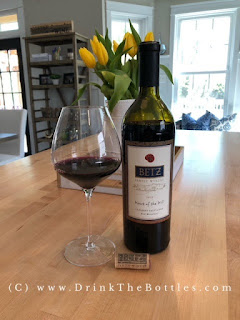 2015 Betz Family Winery Heart of the Hill Cabernet Sauvignon