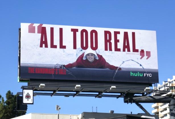 Handmaids Tale season 3 FYC billboard