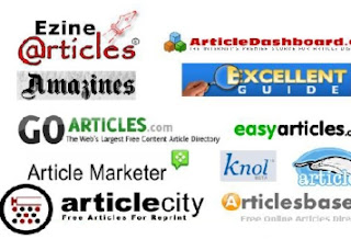 List of Article Directories