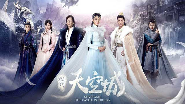 Download Drama China Novoland: The Castle in the Sky Batch Subtitle Indonesia