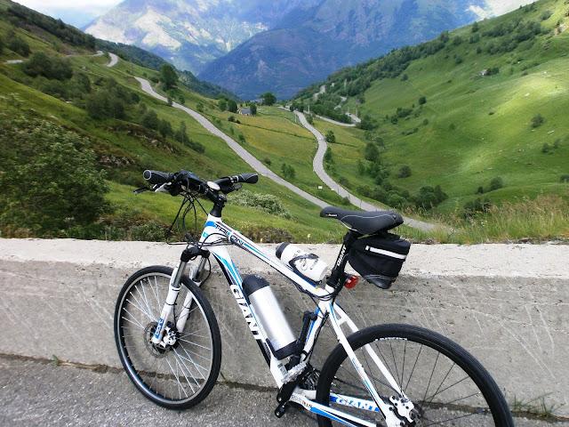 Tipos de cicloturismo