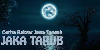 Legenda Jaka Tarub Dan Dewi Nawang Wulan