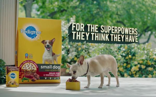 """Mars Petcare Brand PEDIGREE Launches NEW """"Hero-ish"""" Campaign"""