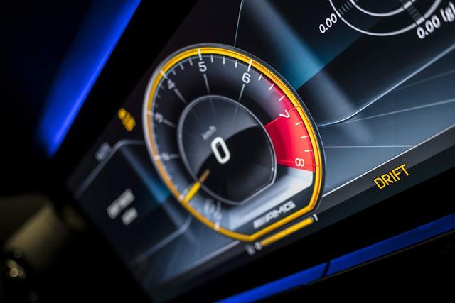 Mercedes-AMG E 63 S 4MATIC+ 2018