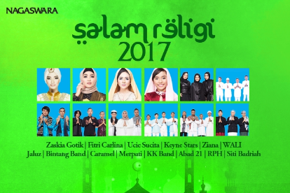 Album Salam Religi 2018 Mp3 Lagu Islami Terbaru Nagaswara Full Rar, Album Religi, Lagu Religi,