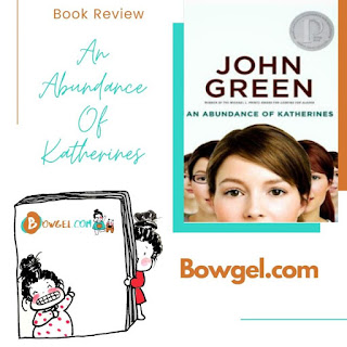 book review an abundance of katherines