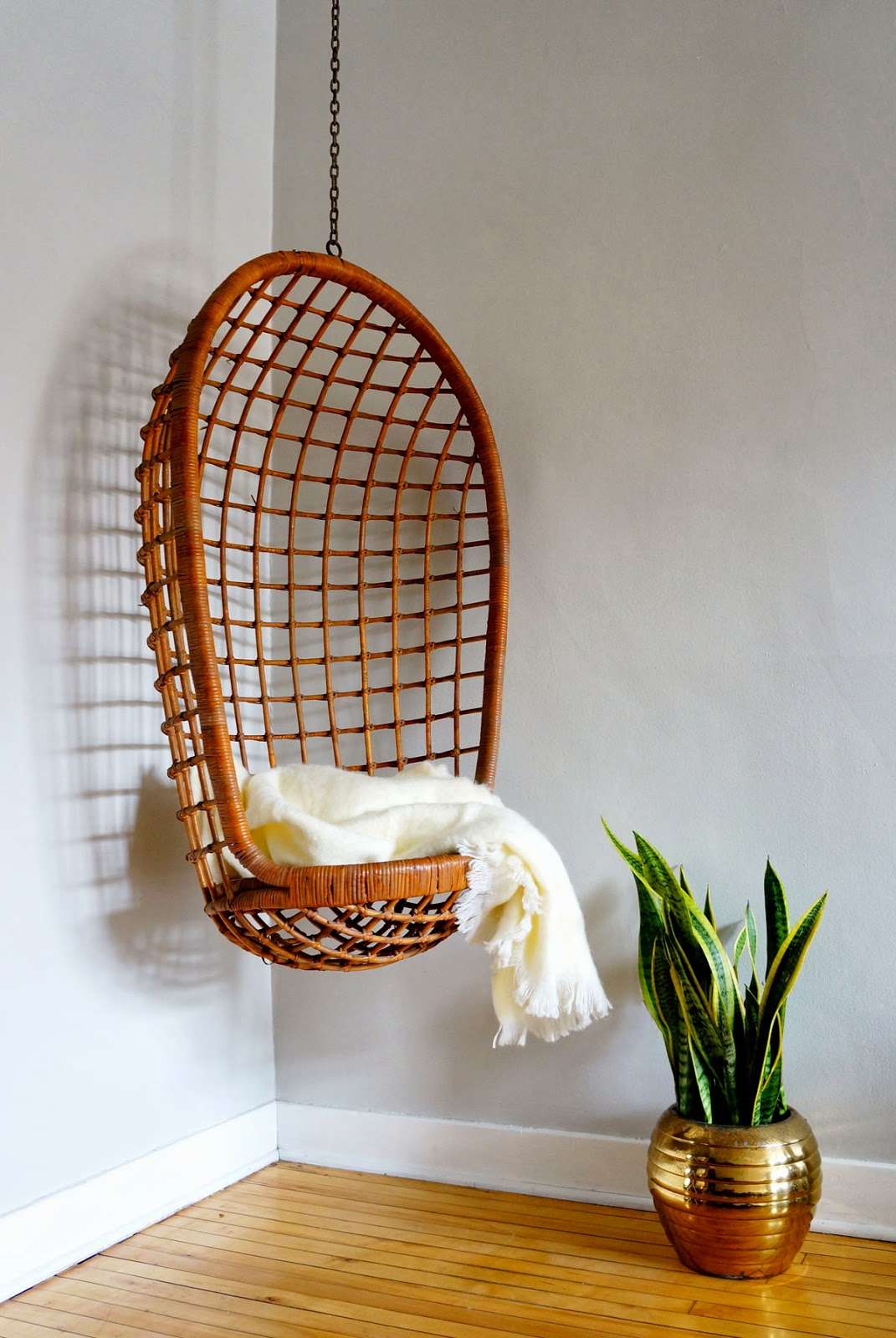 Vintage Hanging Chairs