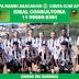 Copa Nambi de futebol: Classificação após 6 rodadas