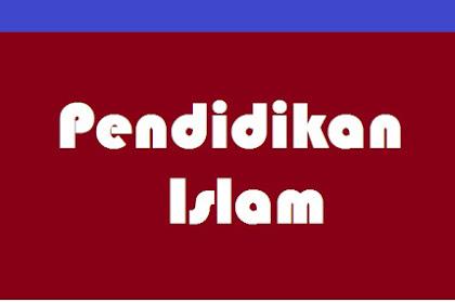 Pola Pendidikan Islam
