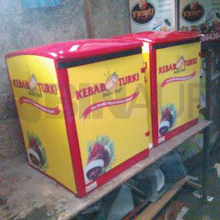 Box delivery motor jogja kebab