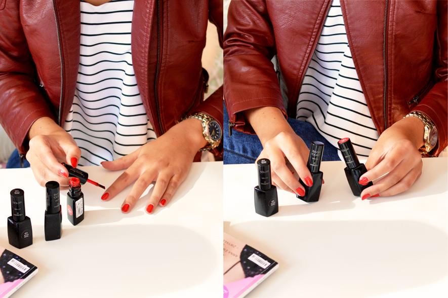 czy manicure hybrydowy niszczy paznokcie