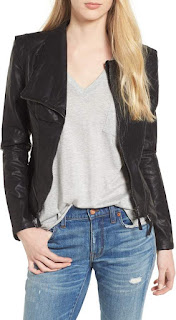 image result BLANKNYC Faux Leather Jacket