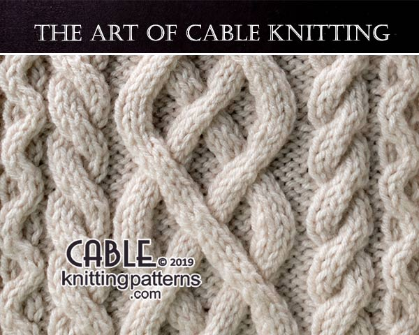 The Art of CABLE KNITTING -free pattern 58
