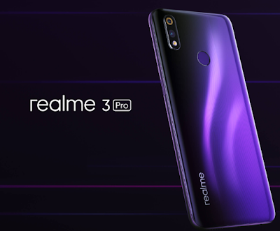 Realme 3 Pro | Best Phones under Rs 9,000 in India