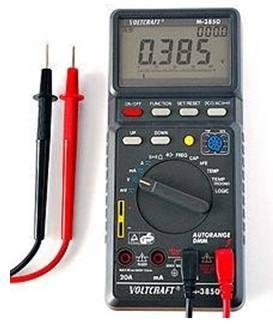 Gambar voltmeter digital