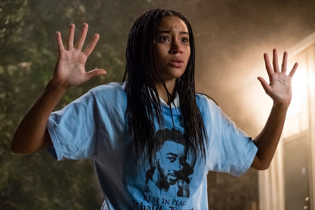 "Amandla Stenberg in ""The Hate U Give"""
